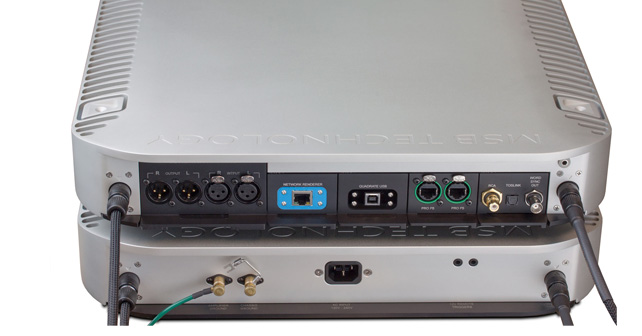 msb select dac connectique