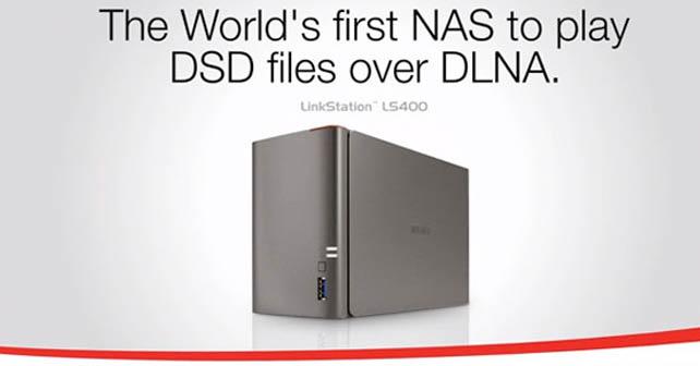 DSD DLNa
