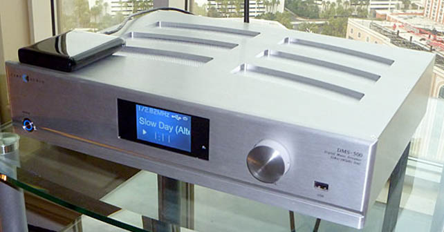 cary dms500