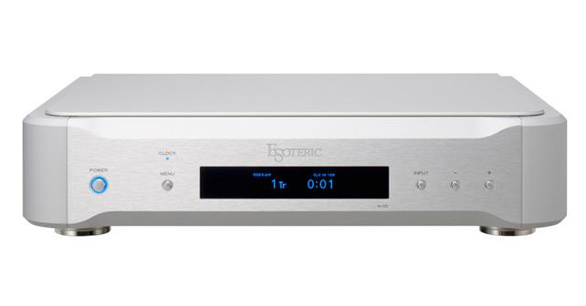 esoteric N05 streamer