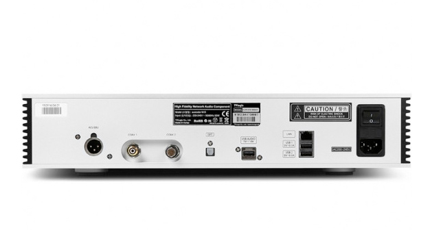 Aurender N10 connectique